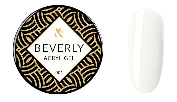 F.O.X - Akrylożel Acryl Gel Beverly 001, 30ml